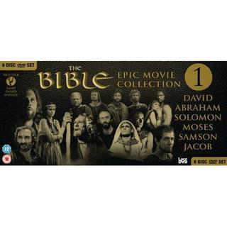 Bible Epic Movies Vol 1 [DVD]